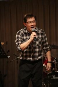 Pastor David Tham