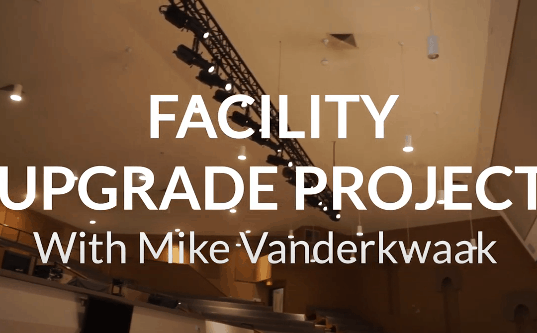 Facility Upgrade Project