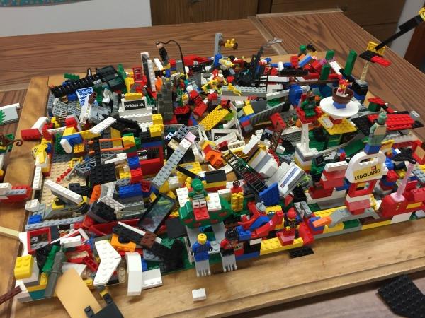 lego land mess