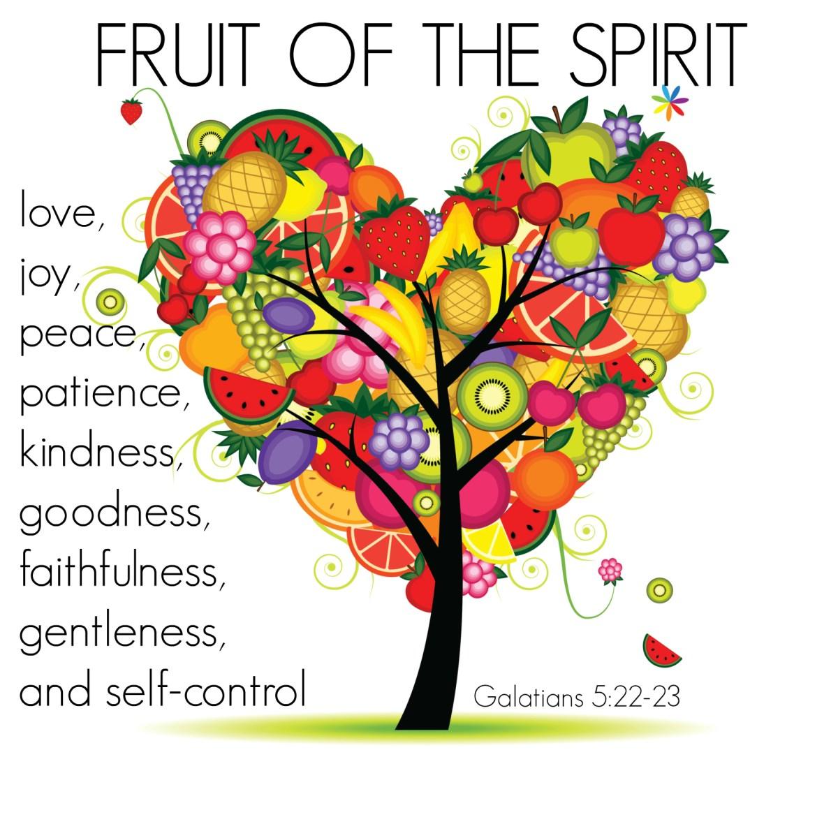 "11.5.17 ""The Work of The Holy Spirit – The Fruit of the Spirit v ..."