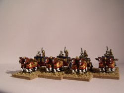 Hittite Chariots