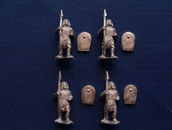 Egyptian Infantry Standing