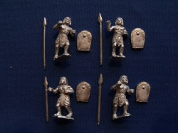 Egyptian Unarmoured Infantry Advancing