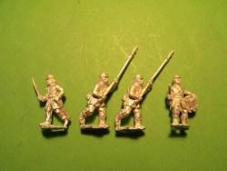 Command in Kepi, Advancing