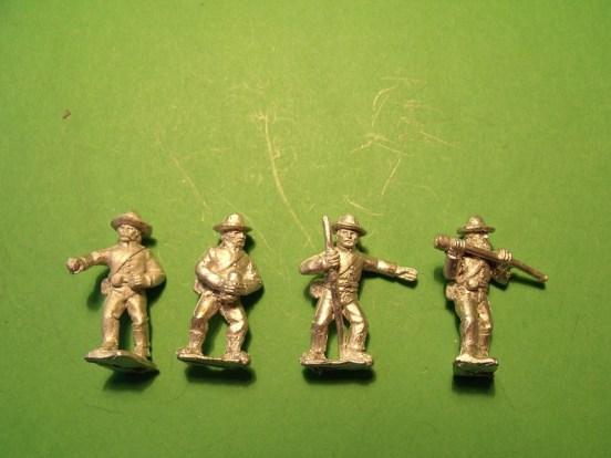 Gun Crew in Slouch Hat