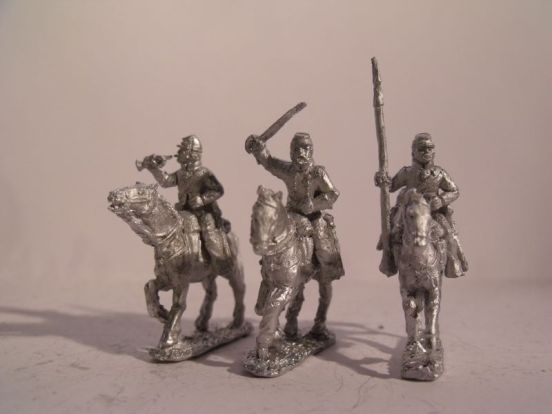 Cavalry Command in Kepi