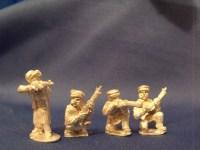 Afghans Skirmishing with Enfields II