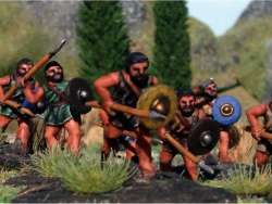 Greek Javelinmen