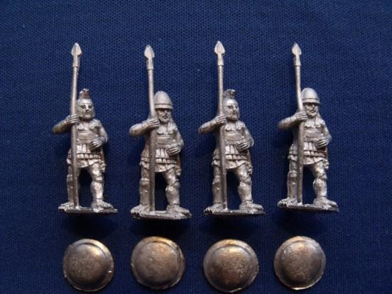 Hoplite Standing (Linen Cuirass)