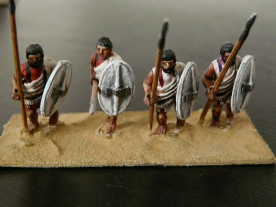 Maccabean Spearmen