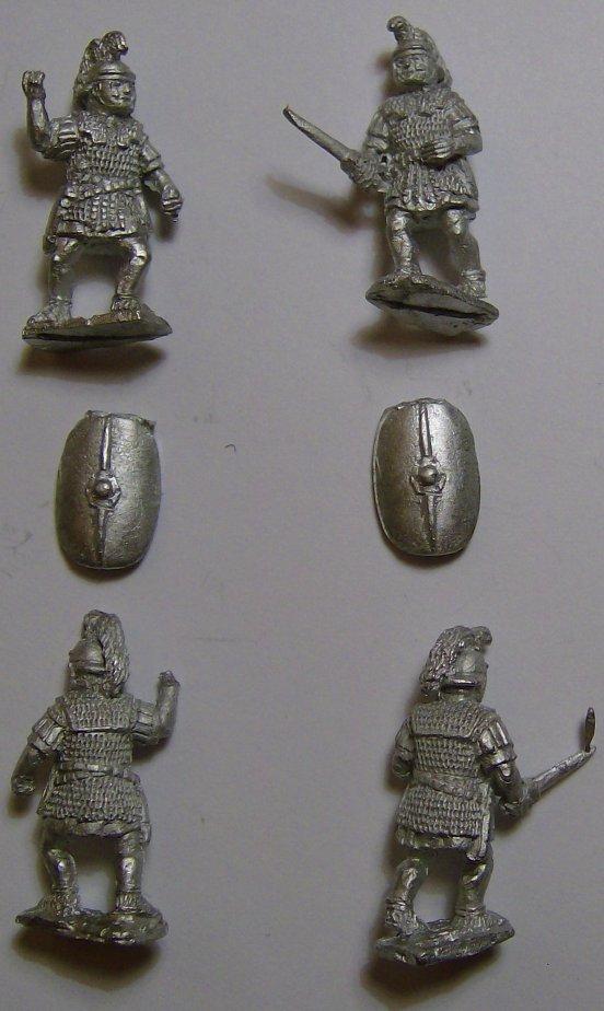 Augustan Legionaries Advancing
