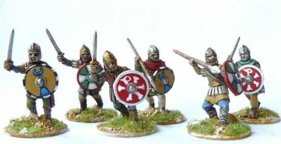 Arthurian Warriors I