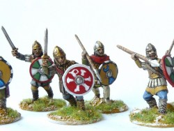 Arthurian Warriors I