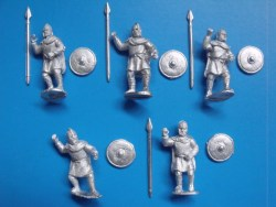 Arthurian Warriors  III