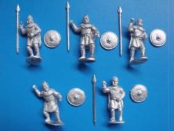 Arthurian Warriors  III