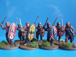 Celtic Swordsmen