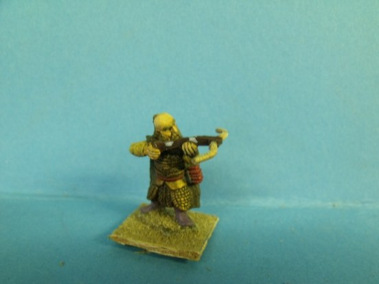 Dwarf - Advancing with Crossbow