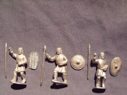 Warriors in Tunics