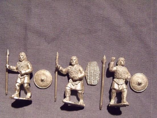 Warriors in Furs