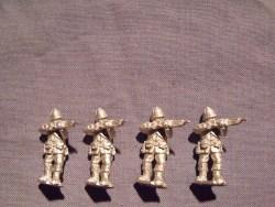 Infantry Firing