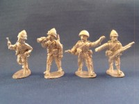 British Infantry Mustache Command I (4)