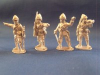 British Infantry Clean Shaven Command I (4)