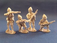 British Infantry Clean Shaven Skirmishing (4)
