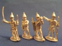 Burmese Regulars w/ Musket Command I (4)