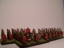 Polybian Romans