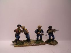 7th Cavalry Dismounted I