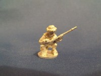 Barbary Pirate Kneeling Loading Musket