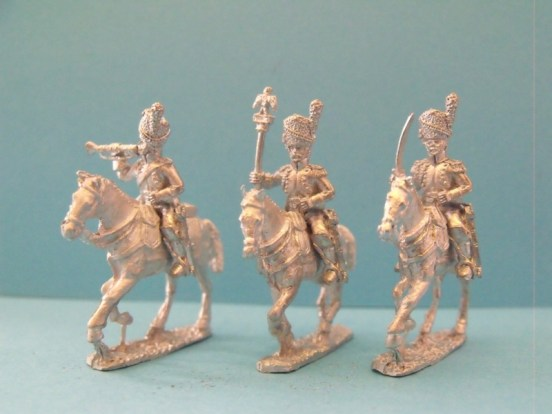 Grenadiers-a- Cheval Command Charging