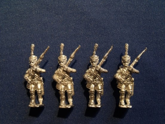 Middle Guard Advancing II