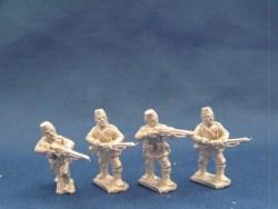 Gurkhas Skirmishing I