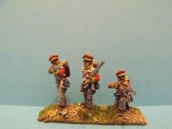 Hanoverian Landwehr Loading