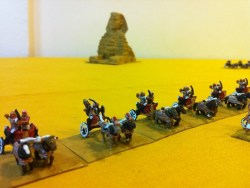 Egyptian Chariots