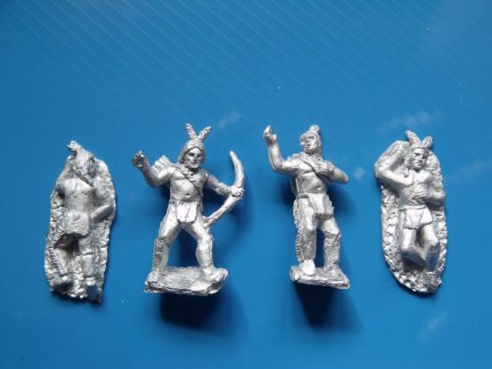 Sioux Casualties I
