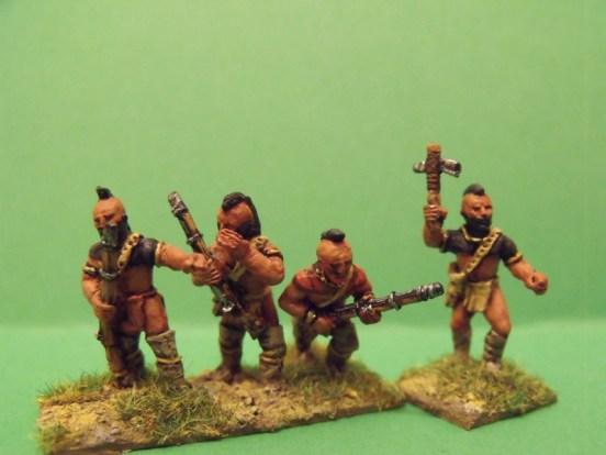 Mohawk Command