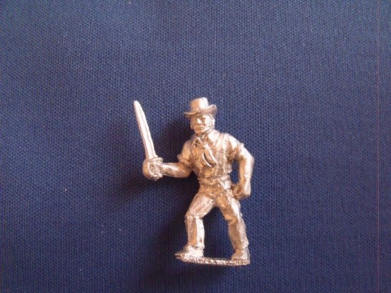 Boarder, Sword leading, Round hat, shirt