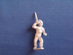 French Boarder, Sword raised, woollen hat, bare chest