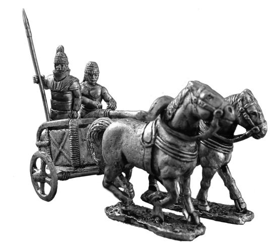 Mycenean Chariot