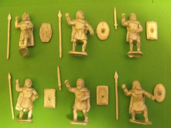 Pictish Infantry