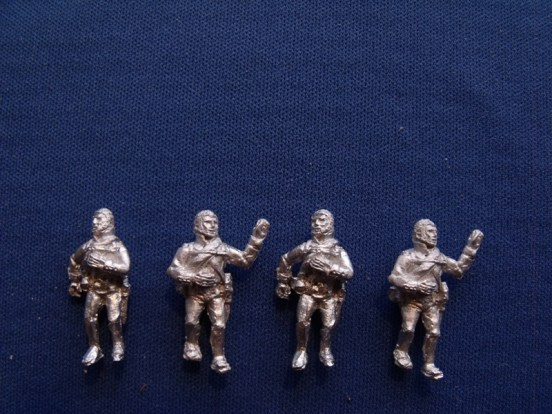 Line Infantry Casualties(4)