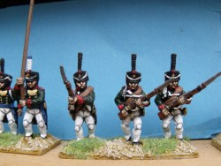 Grenadier Advancing