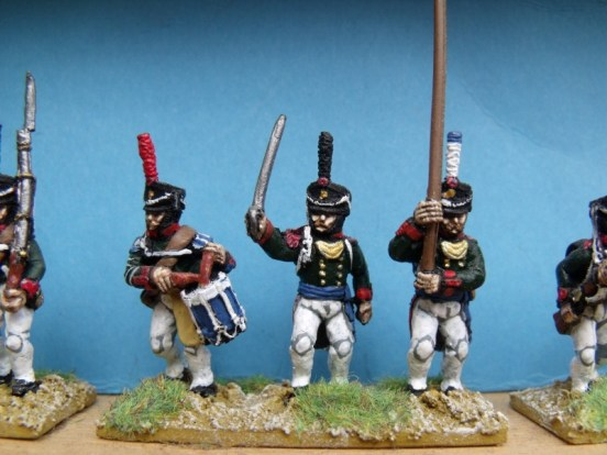 Grenadier Command Advancing/Marching