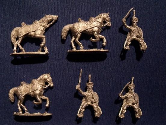 Hussar Charging