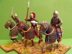 Sassanid Clibanarii