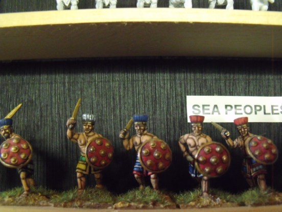 Seapeoples in Crested Hat