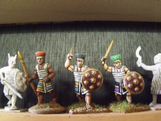 Seapeoples in Light Armour