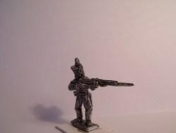 Sepoy Infantry Firing